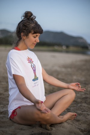 T-SHIRT ASANA SUMMER INHALE